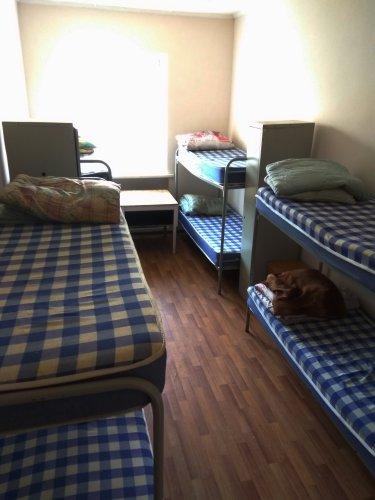 Pogostite.ru - Общежитие на Броневой | Dormitory on Bronevaya 6  | м. Автово | Парковка#5