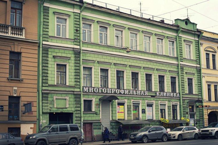 Pogostite.ru - СИЛЬВА SILVA МИНИ-ОТЕЛЬ | г. Санкт-Петербург | Wi-Fi | Парковка#1