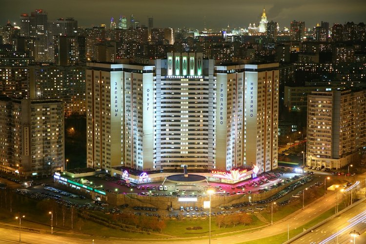 Pogostite.ru - Салют - гостиница в Москве на Ленинском проспекте (м. Юго-Западная)#1