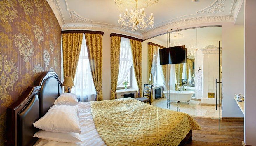 Pogostite.ru - Rossi Boutique Hotel & SPA | Росси | Набережная р. Фонтанки | Бассейн#16