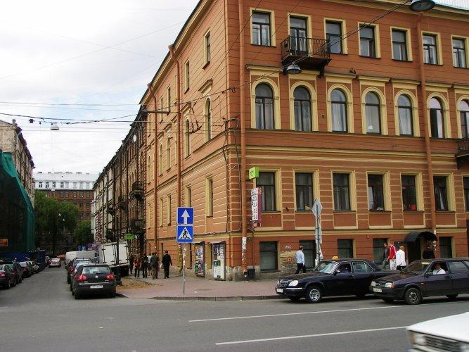 Pogostite.ru - Берег мини отель (СПБ, м. Площадь восстания)#1