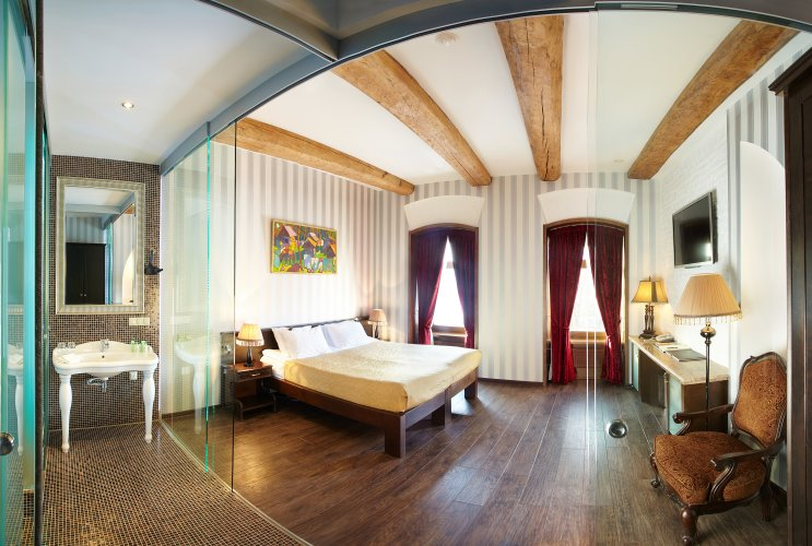 Pogostite.ru - Rossi Boutique Hotel & SPA | Росси | Набережная р. Фонтанки | Бассейн#4