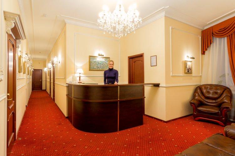 Pogostite.ru - Радищев Арт-Отель | Санкт-Петербург | м. Чернышевская#2