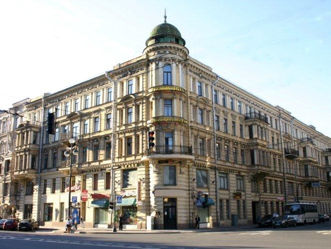 Pogostite.ru - АТРИУМ (В Центре) - Стильные Номера#1