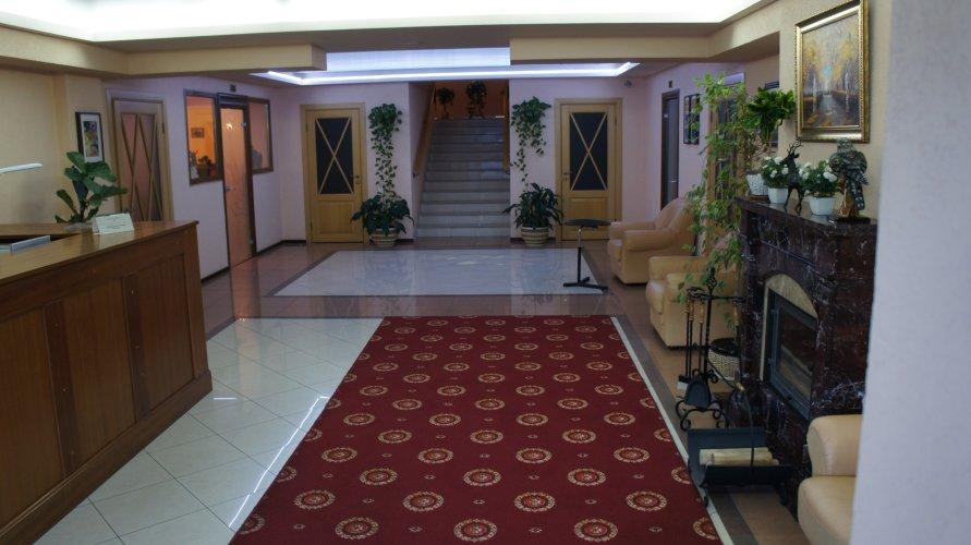 Pogostite.ru - Le Vashoff Hotel | Санкт-Петербург | м. Чкаловская | Парковка#6