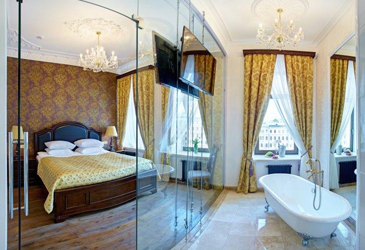 Pogostite.ru - Rossi Boutique Hotel & SPA | Росси | Набережная р. Фонтанки | Бассейн#19