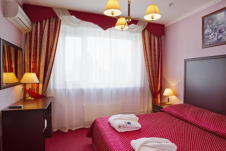 Pogostite.ru - Салют - гостиница в Москве на Ленинском проспекте (м. Юго-Западная)#8