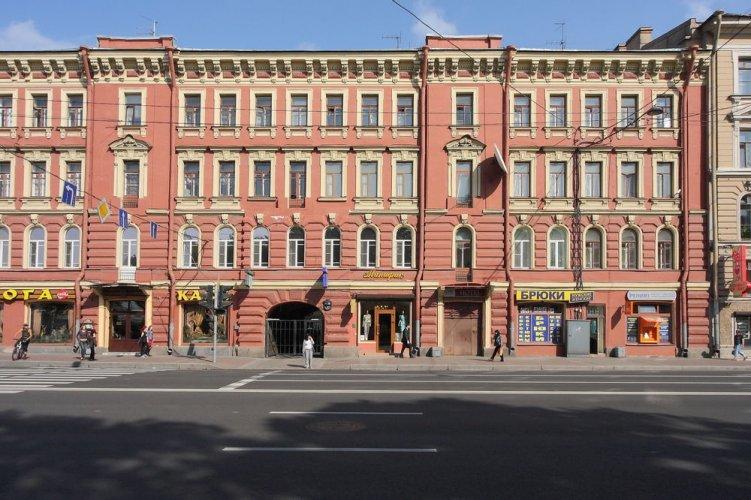 Pogostite.ru - РИНАЛЬДИ НА МОСКОВСКОМ 18 | м. Технологический институт#1