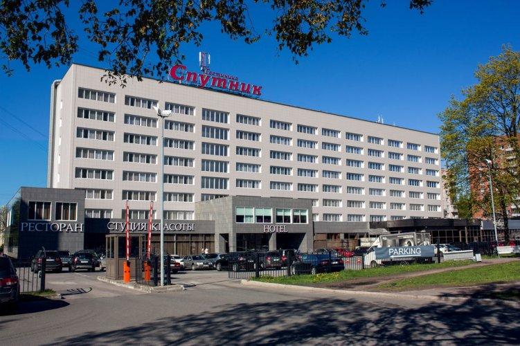Pogostite.ru - СПУТНИК | м. Площадь Мужества | Парковка#1