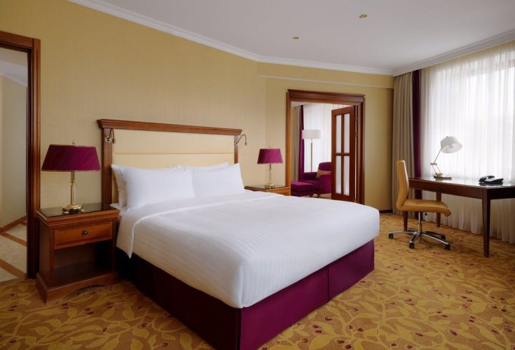Pogostite.ru - Марриотт Москва Ройал Аврора - Moscow Marriott Royal Hotel#4