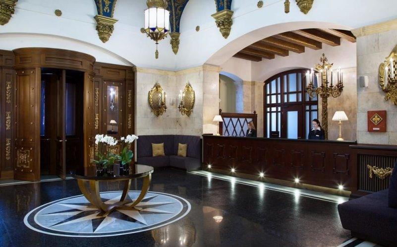 Pogostite.ru - ХИЛТОН ЛЕНИНГРАДСКАЯ - Hilton Leningradskaya | м. Комсомольская#2