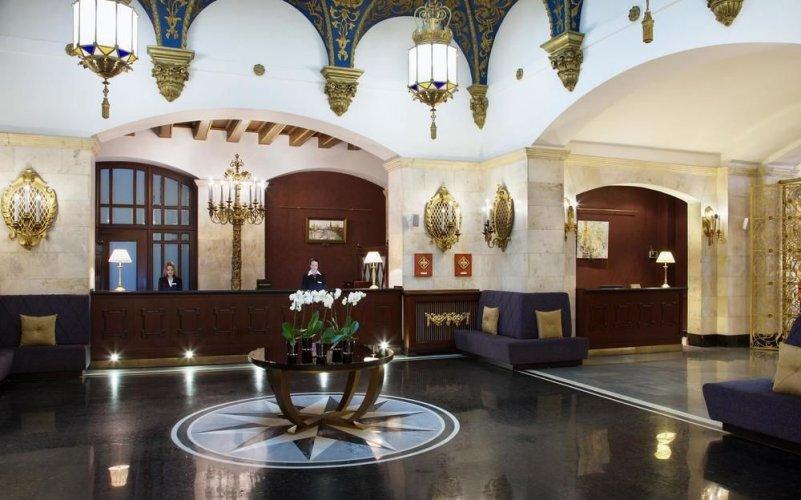 Pogostite.ru - ХИЛТОН ЛЕНИНГРАДСКАЯ - Hilton Leningradskaya | м. Комсомольская#28
