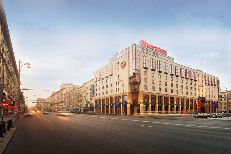 Pogostite.ru - ШЕРАТОН ПАЛАС - SHERATON PALACE MOSCOW#1