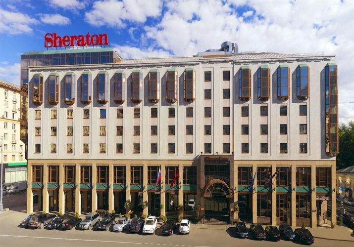 Pogostite.ru - ШЕРАТОН ПАЛАС - SHERATON PALACE MOSCOW#48