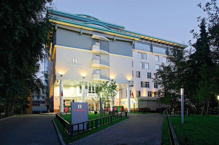 Pogostite.ru - Мамезон Олл Сьютс Спа Отель Покровка | Mamaison All-Suites Spa Hotel Pokrovka | м. Курская#1
