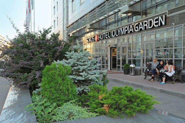 Pogostite.ru - СОКОС ОЛИМПИЯ ГАРДЕН - Original Sokos Hotel Olympia Garden (м. Технологический институт, Экспофорум)#1