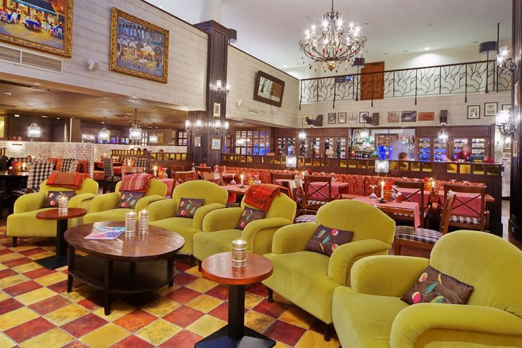 Pogostite.ru - СОКОС ОЛИМПИЯ ГАРДЕН - Original Sokos Hotel Olympia Garden (м. Технологический институт, Экспофорум)#20