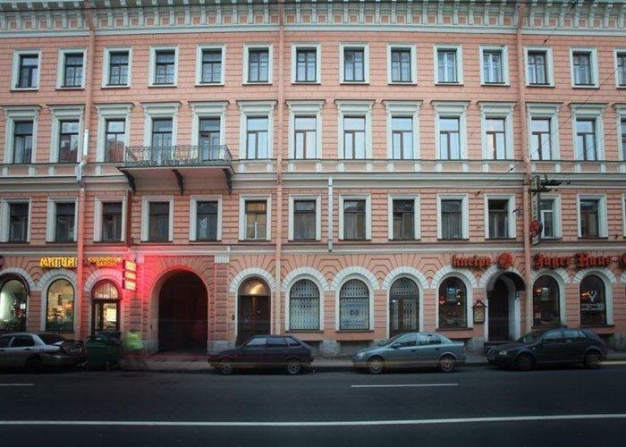 Pogostite.ru - Капитал | Санкт-Петербург | м. Сенная Площадь | Wi-Fi |#1