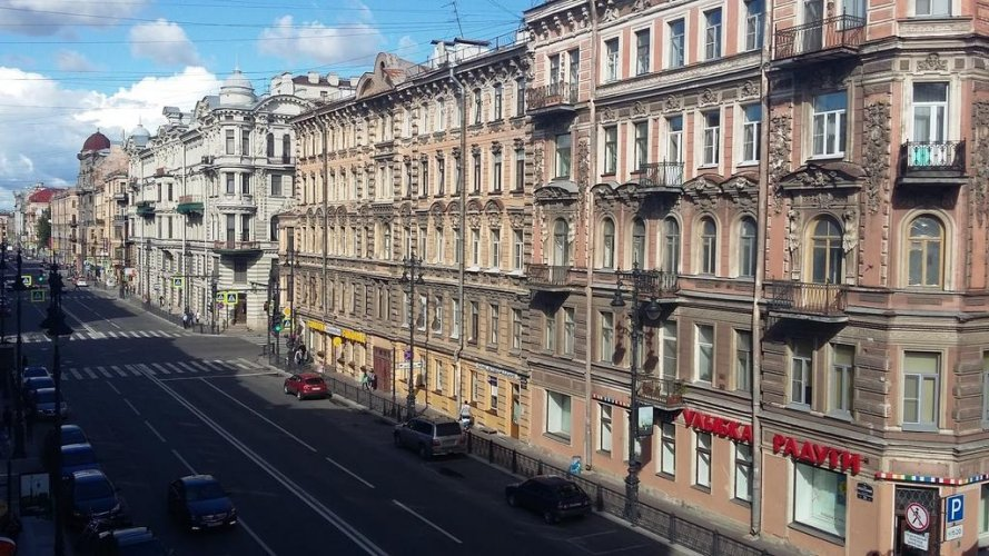 Pogostite.ru - 5 Пять Вечеров (м. Площадь Восстания, Московский вокзал)#13