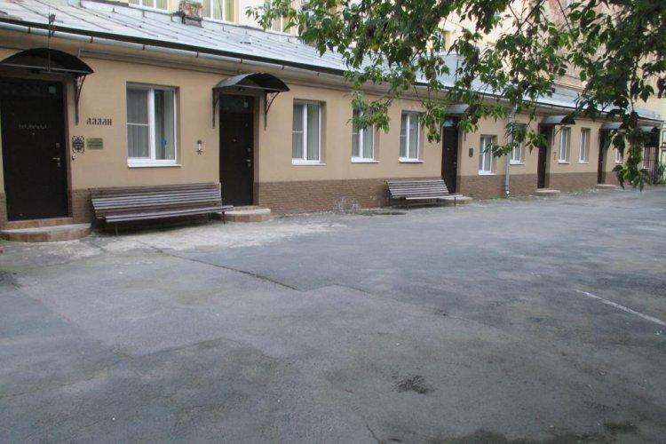 Pogostite.ru - Аллан | г. Санкт-Петербург | м. Лиговский проспект | Парковка#17