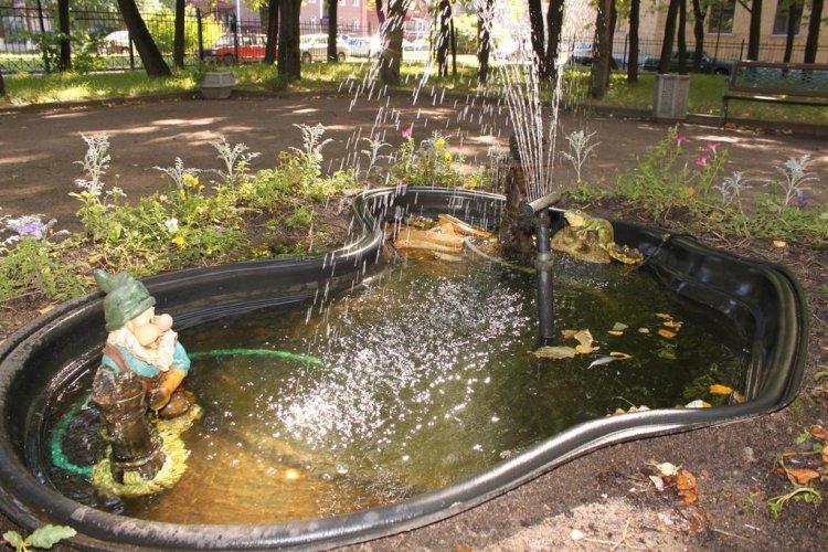 Pogostite.ru - У Фонтана | Санкт-Петербург | м. Электросила | Парковка#2