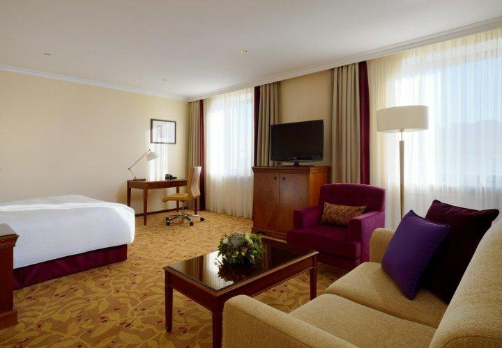 Pogostite.ru - Марриотт Москва Ройал Аврора - Moscow Marriott Royal Hotel#7