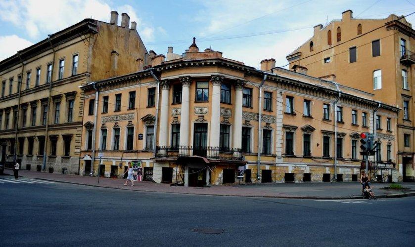 Pogostite.ru - Огниво | Санкт-Петербург | река Нева | трансфер |#12