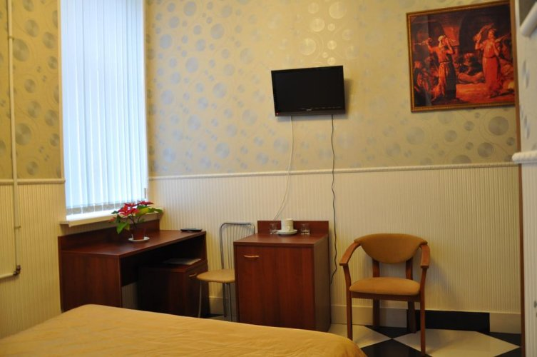 Pogostite.ru - СИЛЬВА SILVA МИНИ-ОТЕЛЬ | г. Санкт-Петербург | Wi-Fi | Парковка#19