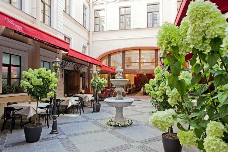 Pogostite.ru - Екатерина (г. Санкт-Петербург, возле Мраморного дворца)#1